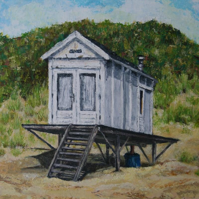 strandhuisje-Dishoek